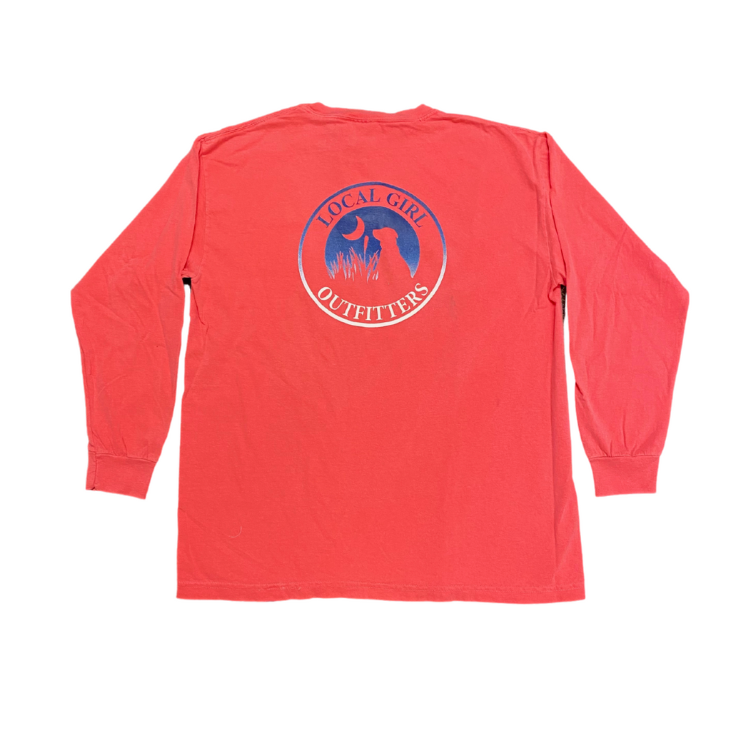 L/S Local Girl Sunset Youth