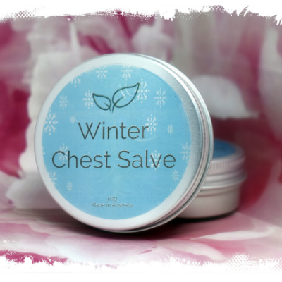 Winter Chest Salve