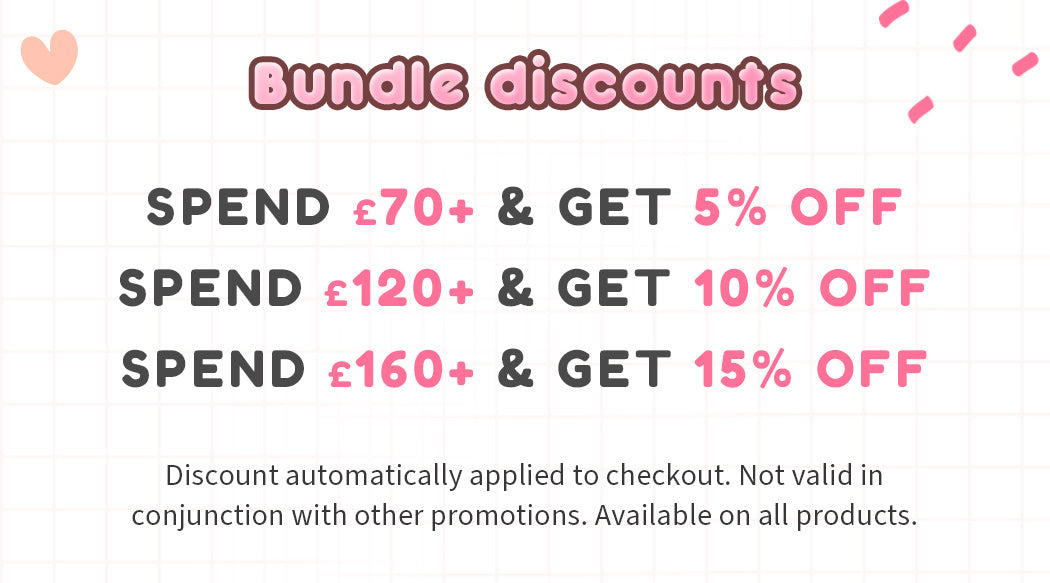 Bundle-Discounts-Kawaiies-SpendMore