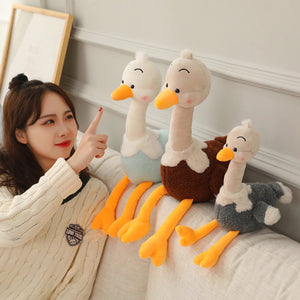 Awesome Ostrich Squad | NEW - Kawaiies - Adorable - Cute - Plushies - Plush - Kawaii