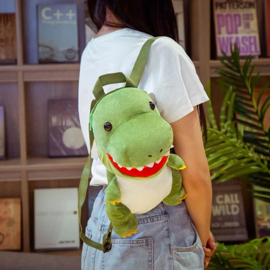 Baby Dinos Backpack - Kawaiies - Adorable - Cute - Plushies - Plush - Kawaii