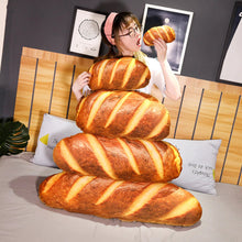 Load image into Gallery viewer, Baguette Bread Plush - Kawaiies - Adorable - Cute - Plushies - Plush - Kawaii