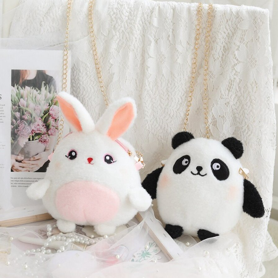 Blushing Buddies Bag - Kawaiies - Adorable - Cute - Plushies - Plush - Kawaii