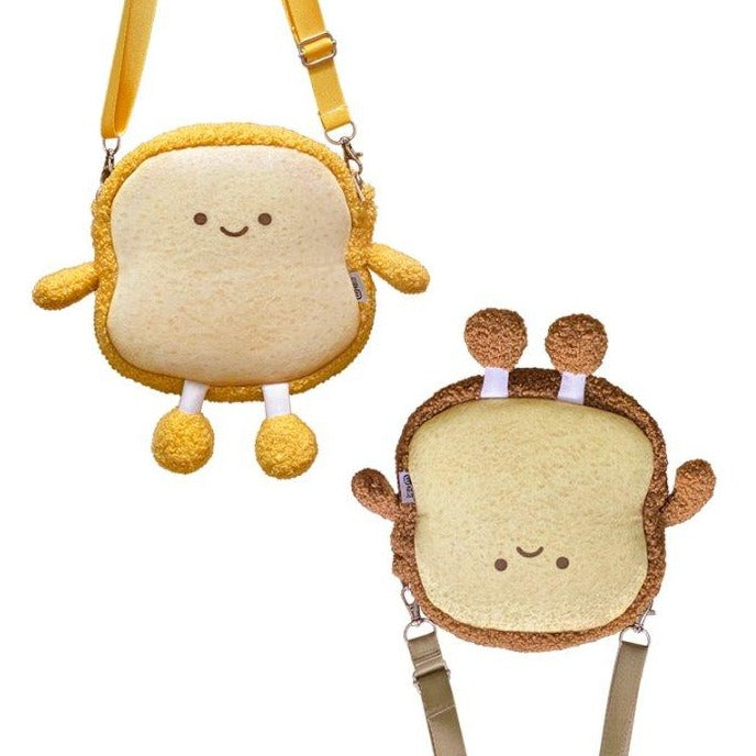 Bread Bestie Bag - Kawaiies - Adorable - Cute - Plushies - Plush - Kawaii