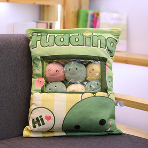 Candy Bags - Kawaiies - Adorable - Cute - Plushies - Plush - Kawaii