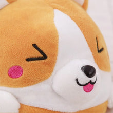 Load image into Gallery viewer, Cheeky Corgi Plush Slippers - Kawaiies - Adorable - Cute - Plushies - Plush - Kawaii