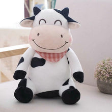 Load image into Gallery viewer, Clover the Cow - Kawaiies - Adorable - Cute - Plushies - Plush - Kawaii