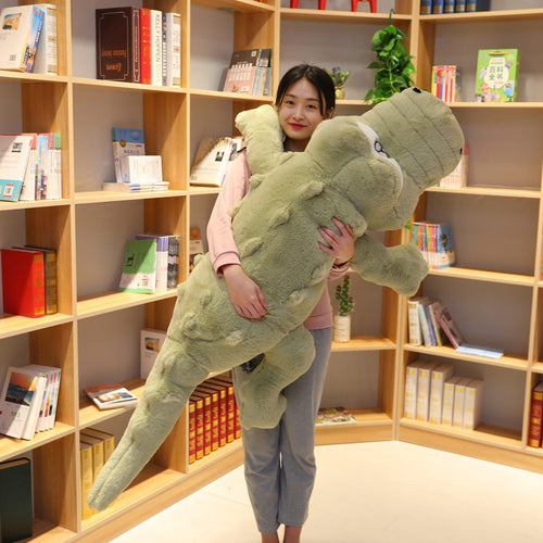 Crocodile Companion - Kawaiies - Adorable - Cute - Plushies - Plush - Kawaii