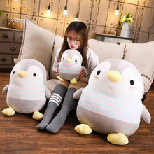 Load image into Gallery viewer, Flipper the Penguin - Kawaiies - Adorable - Cute - Plushies - Plush - Kawaii