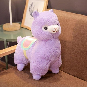 Fluffy Alpaca - Kawaiies - Adorable - Cute - Plushies - Plush - Kawaii