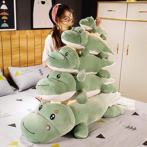Haku The Dinosaur - Kawaiies - Adorable - Cute - Plushies - Plush - Kawaii