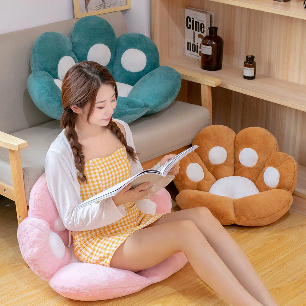 Kawaii Kitten Paw Cushions - Kawaiies - Adorable - Cute - Plushies - Plush - Kawaii
