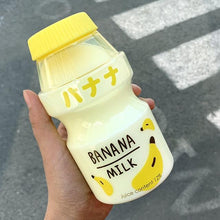 Load image into Gallery viewer, Kawaii Milk Bottle - Kawaiies - Adorable - Cute - Plushies - Plush - Kawaii