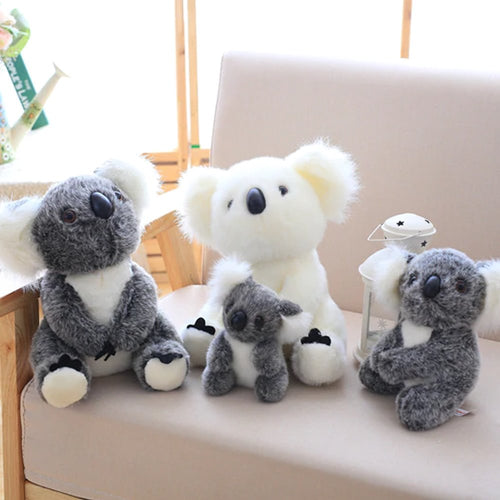 Koala Bear Family - Kawaiies - Adorable - Cute - Plushies - Plush - Kawaii