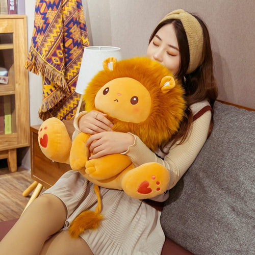 Leo The Little Lion - Kawaiies - Adorable - Cute - Plushies - Plush - Kawaii