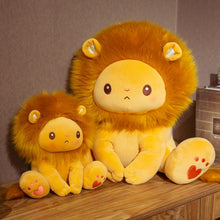 Load image into Gallery viewer, Leo The Little Lion - Kawaiies - Adorable - Cute - Plushies - Plush - Kawaii