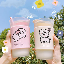 Load image into Gallery viewer, Little Sheep Frosted Cup - Kawaiies - Adorable - Cute - Plushies - Plush - Kawaii