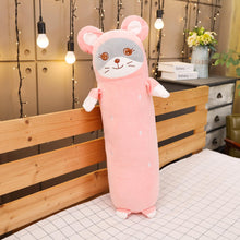 Load image into Gallery viewer, Long Cozy Hoodie Pals Collection - Kawaiies - Adorable - Cute - Plushies - Plush - Kawaii