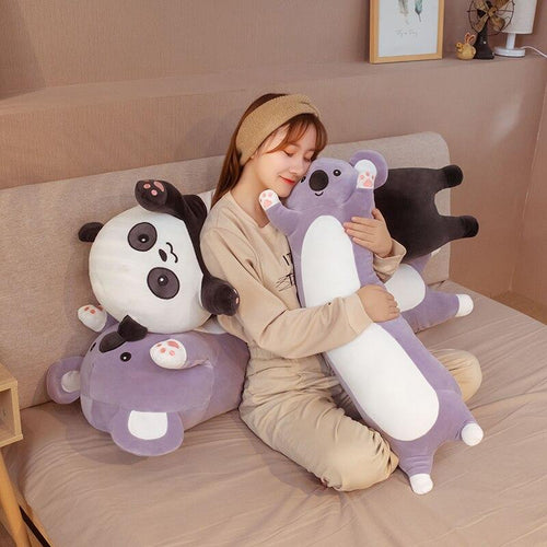 Long Snuggle Bears Collection - Kawaiies - Adorable - Cute - Plushies - Plush - Kawaii