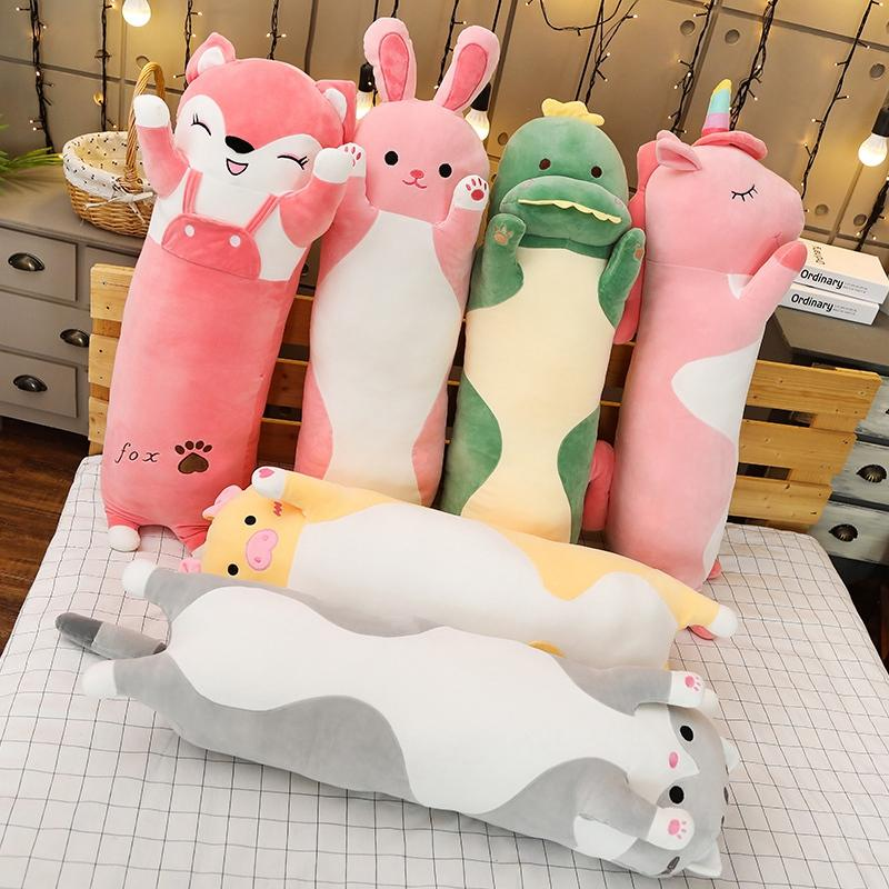 Long Snuggle Buddies Collection - Kawaiies - Adorable - Cute - Plushies - Plush - Kawaii