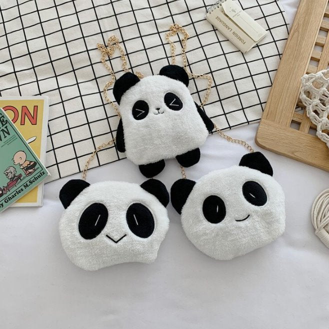 Lovely Panda Bag - Kawaiies - Adorable - Cute - Plushies - Plush - Kawaii