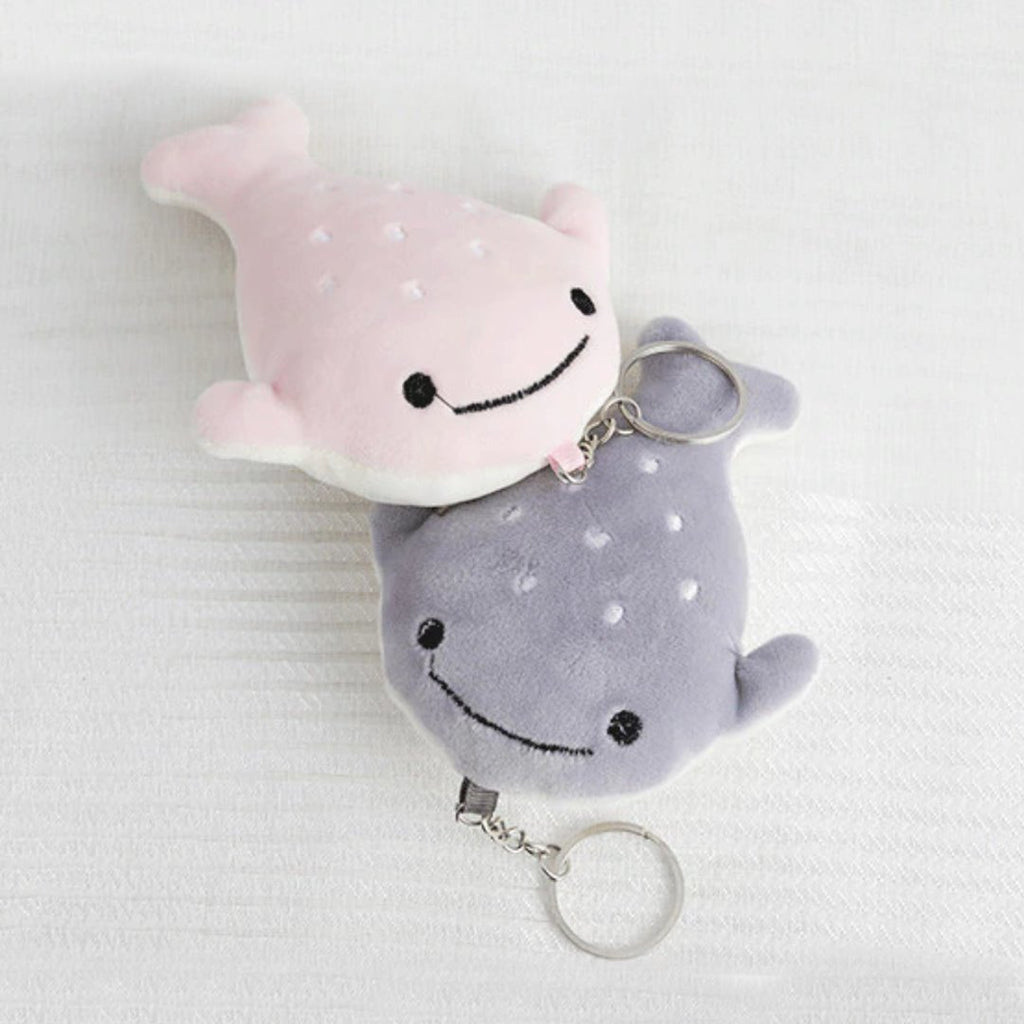 Mini Cuddly Whale Keyring - Kawaiies - Adorable - Cute - Plushies - Plush - Kawaii