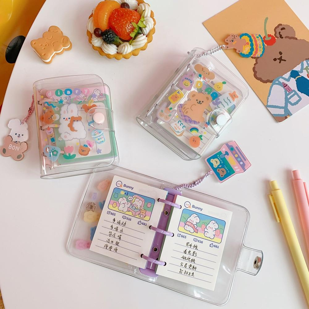 Mini Kawaii Rainbow Journal - Kawaiies - Adorable - Cute - Plushies - Plush - Kawaii