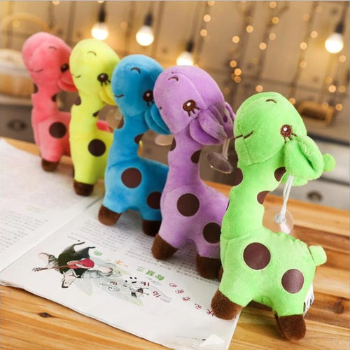 Mini Lollipop Giraffe Family - Kawaiies - Adorable - Cute - Plushies - Plush - Kawaii