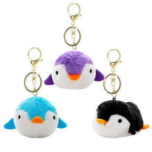 Load image into Gallery viewer, Mini Sliding Penguin - Kawaiies - Adorable - Cute - Plushies - Plush - Kawaii