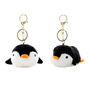 Mini Sliding Penguin - Kawaiies - Adorable - Cute - Plushies - Plush - Kawaii