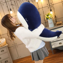 Load image into Gallery viewer, Moby The Whale - Kawaiies - Adorable - Cute - Plushies - Plush - Kawaii
