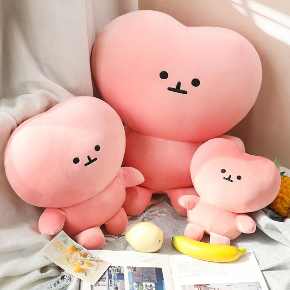 Moody Apple Plush - Kawaiies - Adorable - Cute - Plushies - Plush - Kawaii
