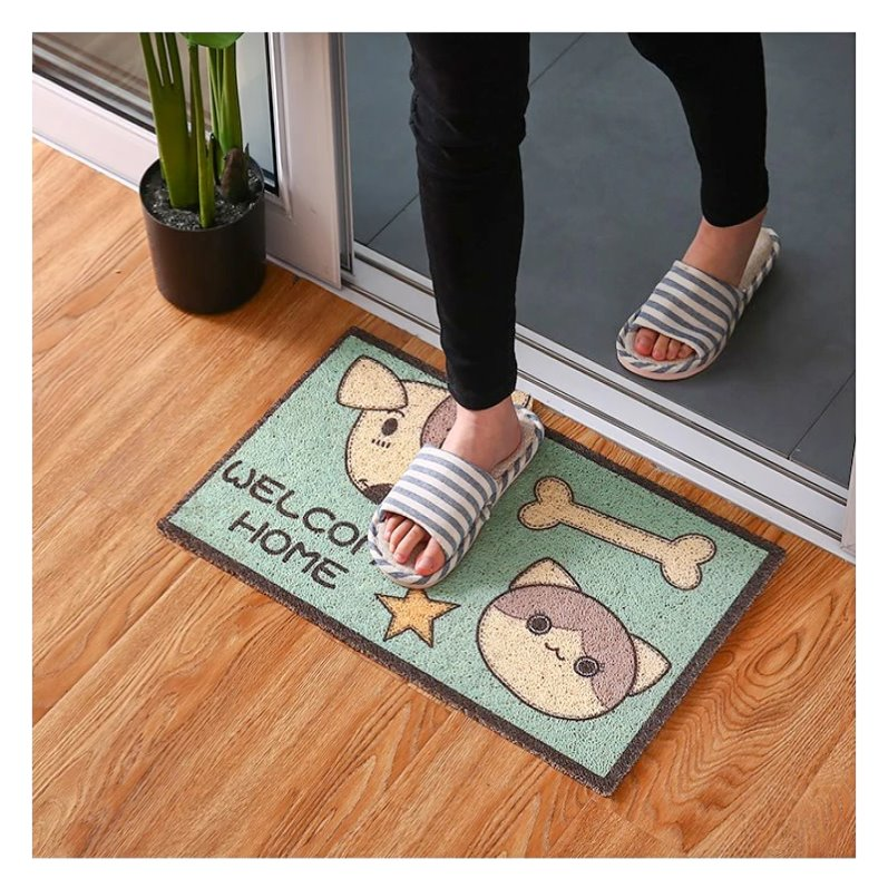 My Cute Cat Floor Mat - Kawaiies - Adorable - Cute - Plushies - Plush - Kawaii
