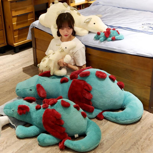 Pete and Mira the Mighty Dragons - Kawaiies - Adorable - Cute - Plushies - Plush - Kawaii