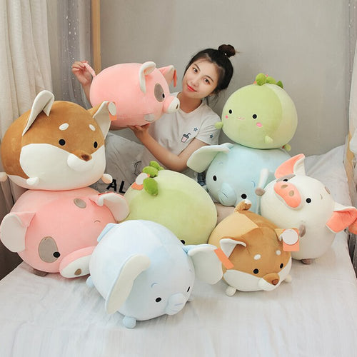 Plumpy Crew Collection - Kawaiies - Adorable - Cute - Plushies - Plush - Kawaii
