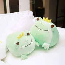 Load image into Gallery viewer, Royal Frogs | NEW - Kawaiies - Adorable - Cute - Plushies - Plush - Kawaii