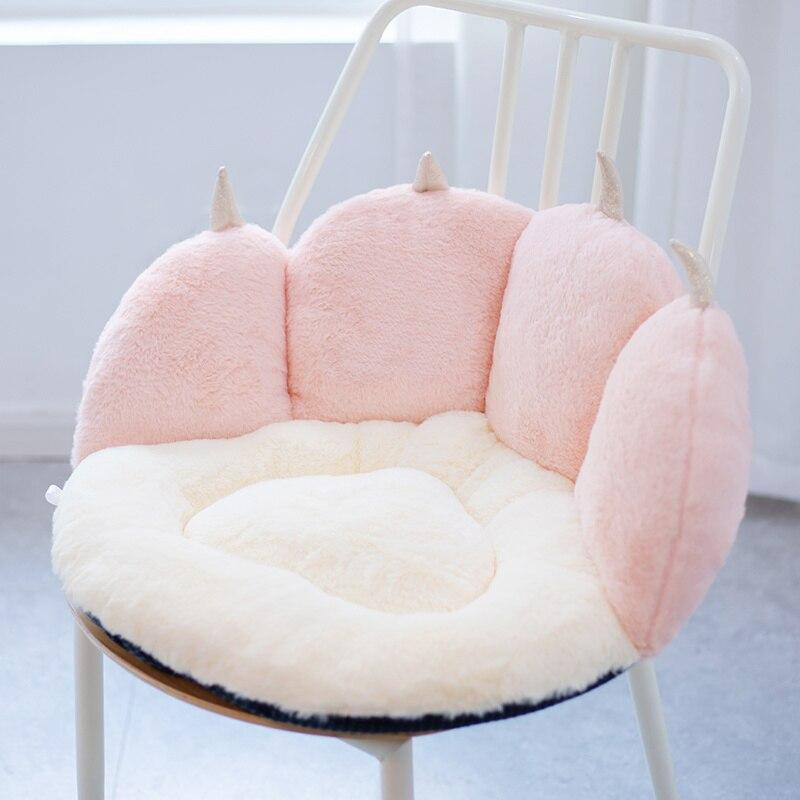Soft Baby Bear Paw Chair Cushion - Kawaiies - Adorable - Cute - Plushies - Plush - Kawaii