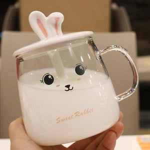 Sweet Rabbit Cups - Kawaiies - Adorable - Cute - Plushies - Plush - Kawaii
