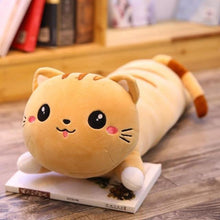 Load image into Gallery viewer, Tabby & Earl The Long Cats - Kawaiies - Adorable - Cute - Plushies - Plush - Kawaii