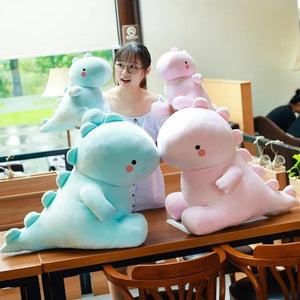 Tato & Tate The Dino Lovers - Kawaiies - Adorable - Cute - Plushies - Plush - Kawaii