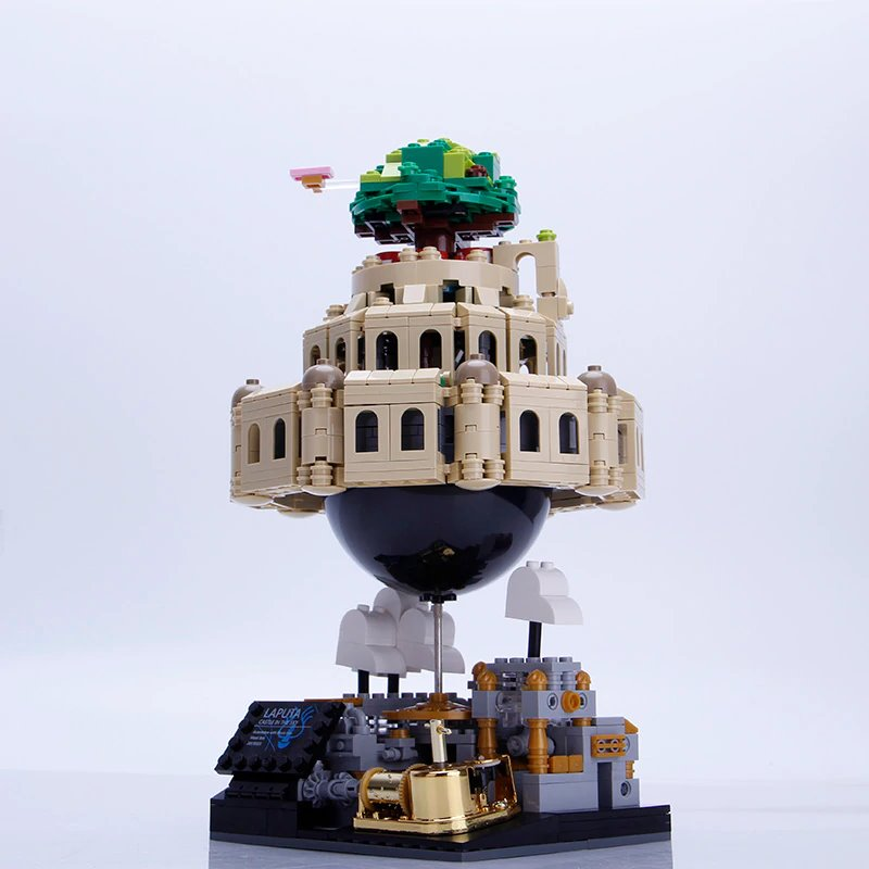 The Japanese Royal Floating Laputa Castle - Kawaiies - Adorable - Cute - Plushies - Plush - Kawaii