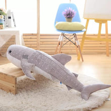 Load image into Gallery viewer, Whale Shark Family - Kawaiies - Adorable - Cute - Plushies - Plush - Kawaii