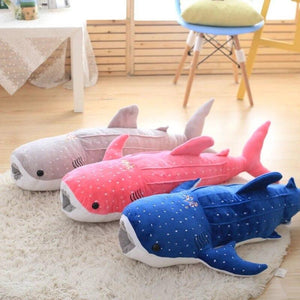 Whale Shark Family - Kawaiies - Adorable - Cute - Plushies - Plush - Kawaii