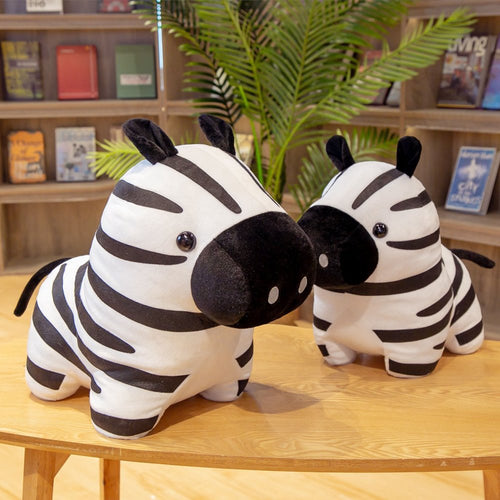 Zoe the Zebra - Kawaiies - Adorable - Cute - Plushies - Plush - Kawaii