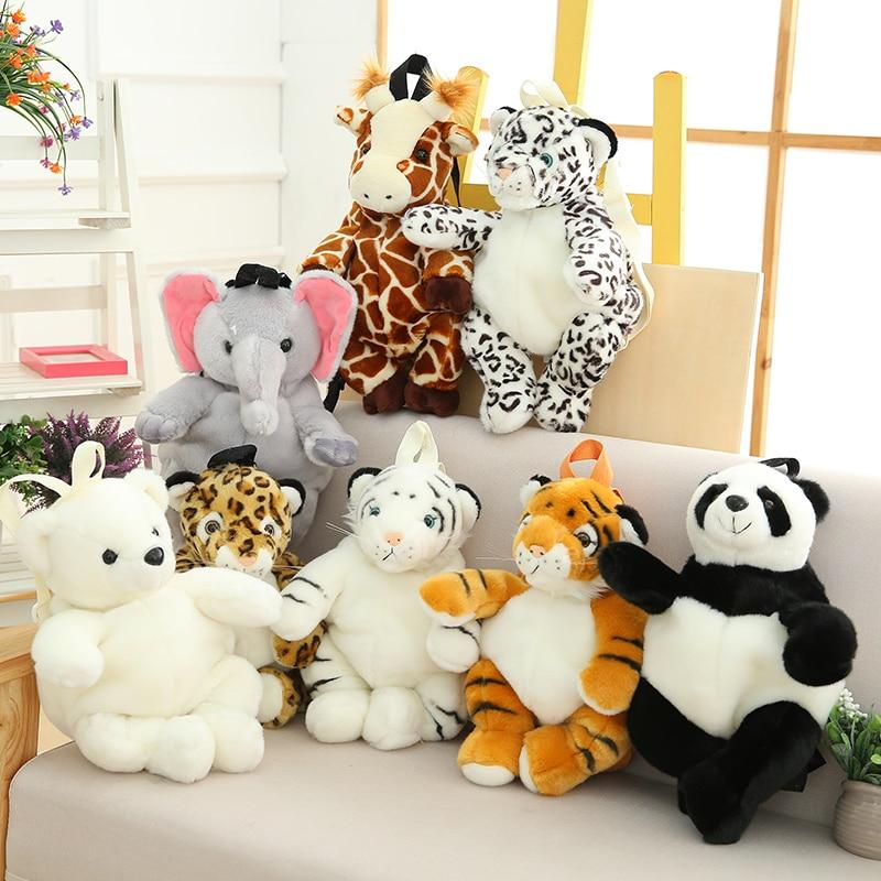 Zoo Friends Backpack - Kawaiies - Adorable - Cute - Plushies - Plush - Kawaii
