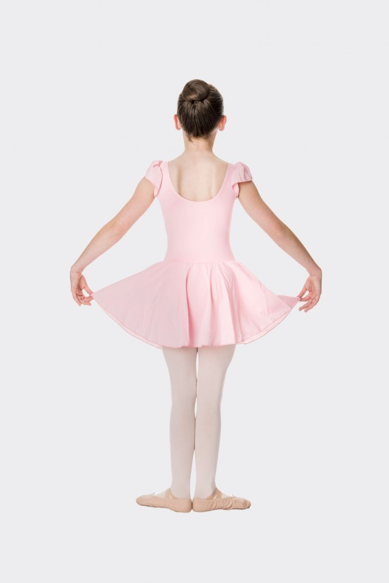 Cap Sleeve Chiffon Ballet Dress Studio 7 Child