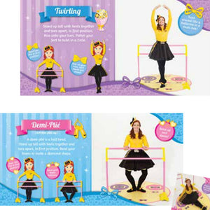 The Wiggles Emma Book and Emma costume box set