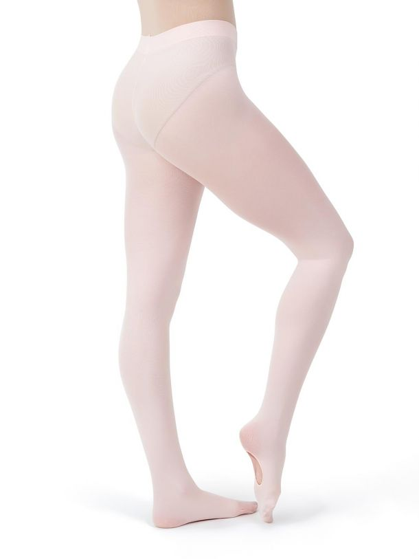 Capezio Transition Ballet Pink Tight Child to Adult 1916C 1916