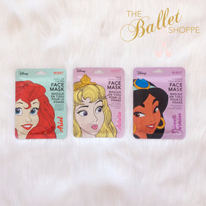Disney Mad Beauty Princess Face Masks