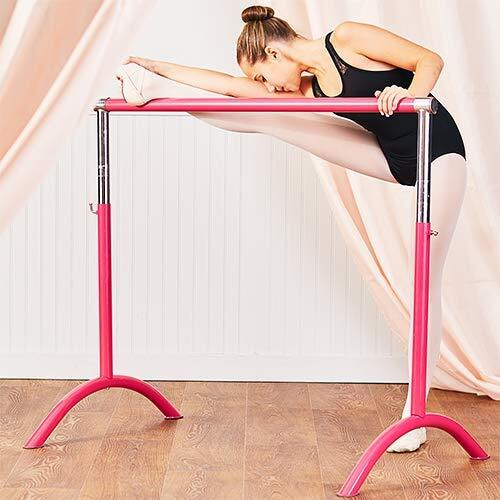 Mad Ally Ballet Barre Pink, Purple, Blue or timber/black.